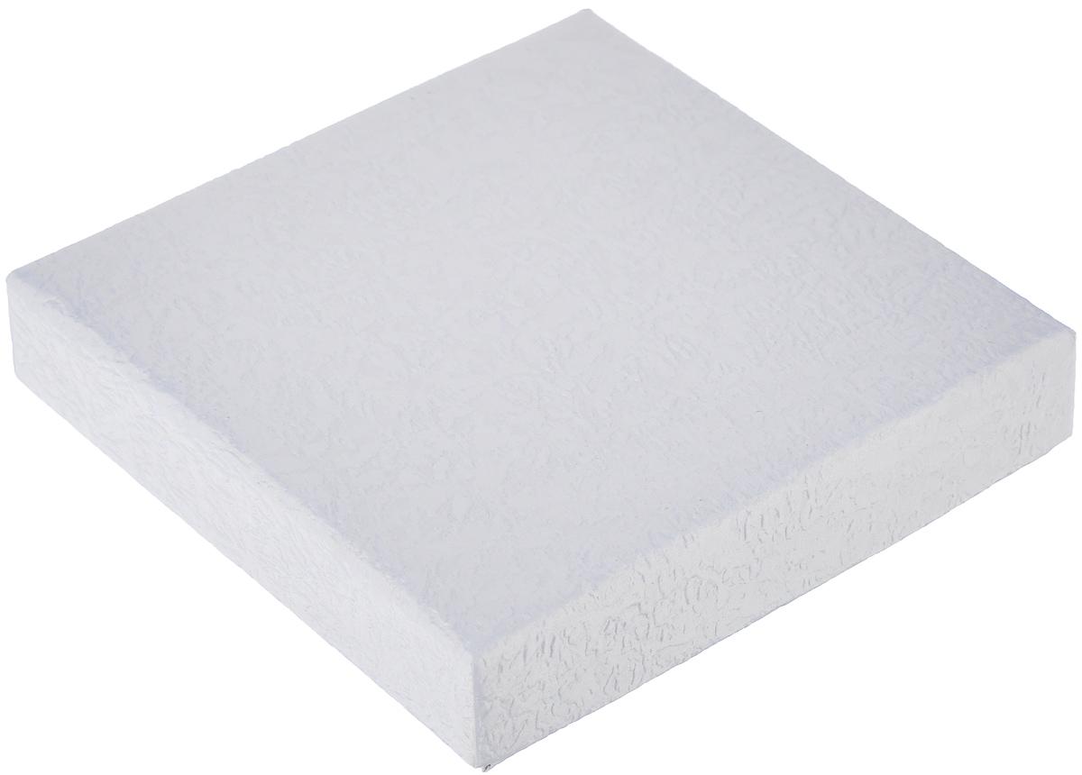 Подарочная коробка Серебряный-XS, 9 см х 9 см х 2 см. 3628136281Подарочная коробка Серебряный-XS выполнена из мелованного, негофрированного картона. Подарочная коробка - это наилучшее решение, если вы хотите порадовать ваших близких и создать праздничное настроение, ведь подарок, преподнесенный в оригинальной упаковке, всегда будет самым эффектным и запоминающимся. Окружите близких людей вниманием и заботой, вручив презент в нарядном, праздничном оформлении.