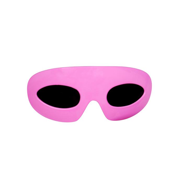Очки карнавальные Lunten Ranta Летние, цвет: розовый. 5981959819_1Карнавальные очки Lunten Ranta Летние помогут создать яркий маскарадный образ и подарят веселое праздничное настроение. Очки выполнены из пластика. Если у вас намечается веселая вечеринка или маскарад, то такие очки легко помогут создать праздничную атмосферу. Внесите нотку задора и веселья в ваш праздник. Веселое настроение и масса положительных эмоций будут обеспечены!