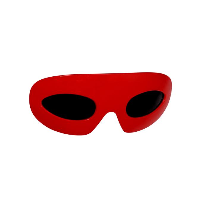 Очки карнавальные Lunten Ranta Летние, цвет: красный. 5981959819_2Карнавальные очки Lunten Ranta Летние помогут создать яркий маскарадный образ и подарят веселое праздничное настроение. Очки выполнены из высококачественного цветного пластика. Если у вас намечается веселая вечеринка или маскарад, то такие очки легко помогут создать праздничную атмосферу. Внесите нотку задора и веселья в ваш праздник. Веселое настроение и масса положительных эмоций будут обеспечены!