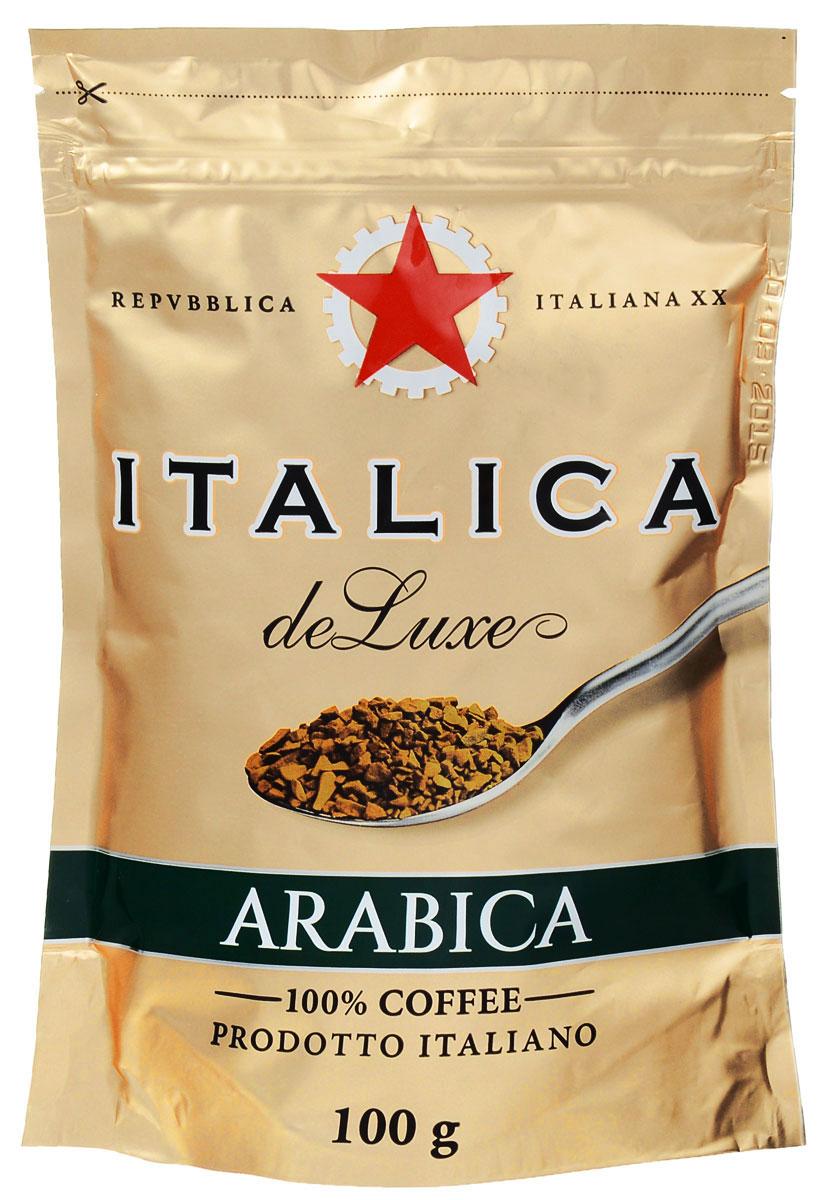 Italica de Luxe кофе растворимый, 100 г