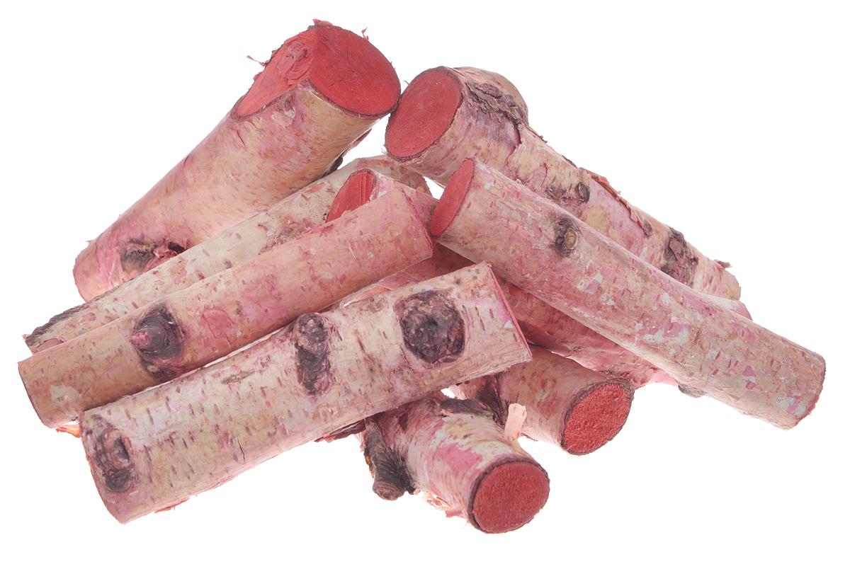 Декоративные элементы Dongjiang Art, цвет: красный, длина 10 см, 250 г7709036_красныйДекоративные элементы Dongjiang Art представляют собой ветки деревьев и предназначены для украшения цветочных композиций. Такие элементы могут пригодиться во флористике и многом другом. Флористика - вид декоративно-прикладного искусства, который использует живые, засушенные или консервированные природные материалы для создания флористических работ. Это целый мир, в котором есть место и строгому математическому расчету, и вдохновению, полету фантазии. Длина ветки: 10 см. Диаметр ветки: 1,5 см; 2,2 см.