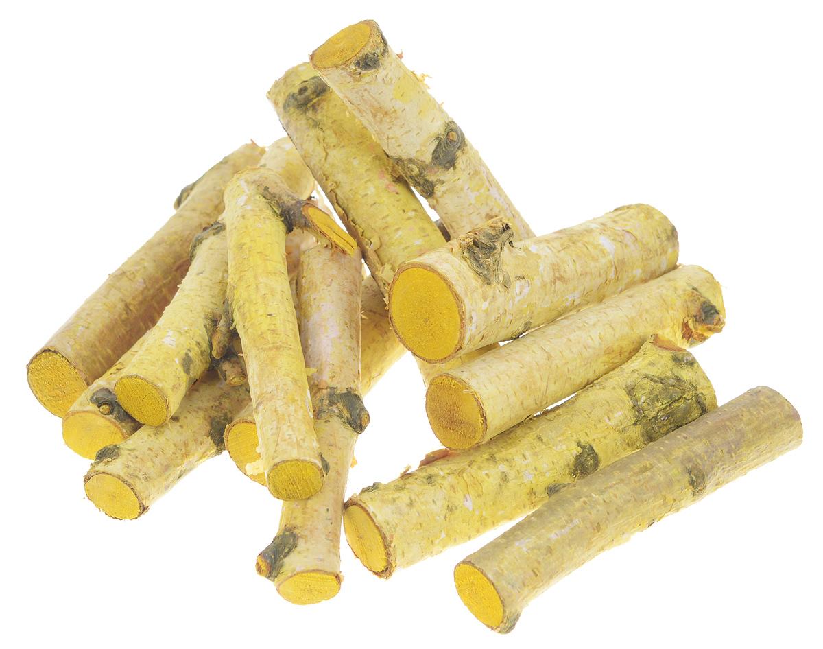 Декоративные элементы Dongjiang Art, цвет: желтый, длина 10 см, 250 г7709036_ желтыйДекоративные элементы Dongjiang Art представляют собой ветки деревьев и предназначены для украшения цветочных композиций. Такие элементы могут пригодиться во флористике и многом другом. Флористика - вид декоративно-прикладного искусства, который использует живые, засушенные или консервированные природные материалы для создания флористических работ. Это целый мир, в котором есть место и строгому математическому расчету, и вдохновению, полету фантазии. Длина ветки: 10 см. Диаметр ветки: 1,5 см; 2,2 см.