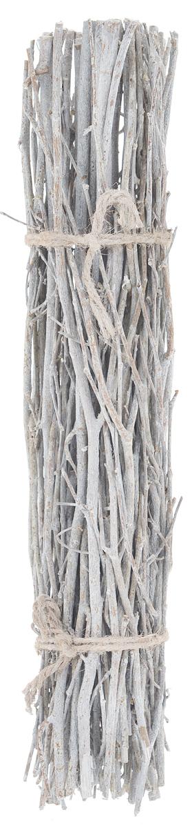 Декоративные элементы Dongjiang Art, цвет: белый, длина 40 см. 77090267709026_белыйДекоративный элемент Dongjiang Art изготовлен из дерева. Изделие предназначено для декорирования. Изделие может пригодиться во флористике и многом другом. Флористика - вид декоративно-прикладного искусства, который использует живые, засушенные или консервированные природные материалы для создания флористических работ. Это целый мир, в котором есть место и строгому математическому расчету, и вдохновению, полету фантазии. Средняя длина ветки: 40 см.
