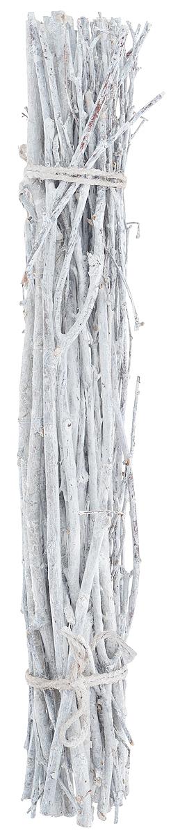 Декоративный элемент Dongjiang Art, цвет: белый, длина 50 см. 77090217709021_белыйДекоративный элемент Dongjiang Art, изготовленный из натурального дерева, предназначен для декорирования. Изделие представляет собой ветки разной толщины и может пригодиться во флористике. Флористика - вид декоративно-прикладного искусства, который использует живые, засушенные или консервированные природные материалы для создания флористических работ. Это целый мир, в котором есть место и строгому математическому расчету, и вдохновению, полету фантазии. Длина веток: 50 см. Средняя толщина веток: 5 мм.