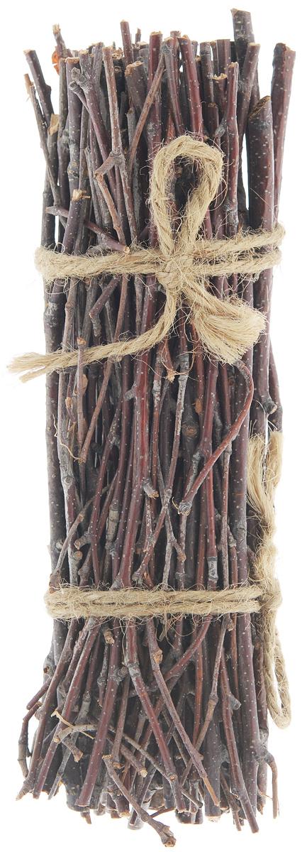 Декоративный элемент Dongjiang Art, цвет: натуральное дерево, длина 20 см. 77090247709024_ нат/деревоДекоративный элемент Dongjiang Art, изготовленный из натурального дерева, предназначен для декорирования. Изделие представляет собой ветки разной толщины и может пригодиться во флористике. Флористика - вид декоративно-прикладного искусства, который использует живые, засушенные или консервированные природные материалы для создания флористических работ. Это целый мир, в котором есть место и строгому математическому расчету, и вдохновению, полету фантазии. Длина веток: 20 см. Средняя толщина веток: 4 мм.