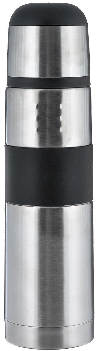 Термос BergHOFF Orion, 750 мл1107158Термос BergHOFF Orion изготовлен из из нержавеющей стали и пластика. Благодаря матовой полировке и уникальному дизайну, термос будет очень удобно и приятно ощущать в руках. Он отличается высокими антикоррозионными свойствами, устойчив к воздействию кислот и щелочей, не изменяет вкус и цвет напитков и совершенно безвреден. Корпус имеет двойные стенки. Термос оснащен герметичной пробкой на резьбе, не требующей полного открывания. Чашка для питья, с резиновым основанием, препятствующая скольжению и падению. Отлично подходит как для горячих так и для холодных напитков. Диаметр горлышка: 5 см. Высота: 28 см.