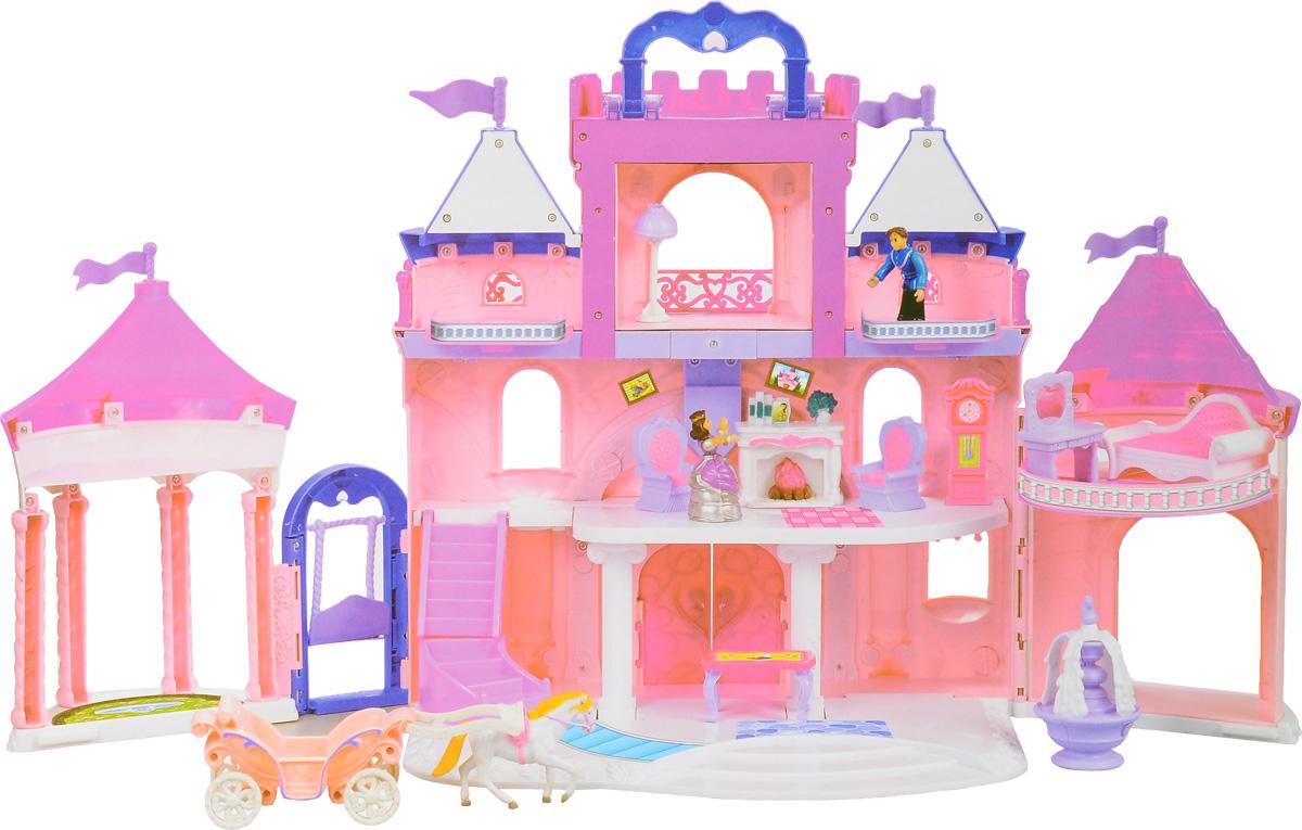 SFL Дом для кукол с мебелью