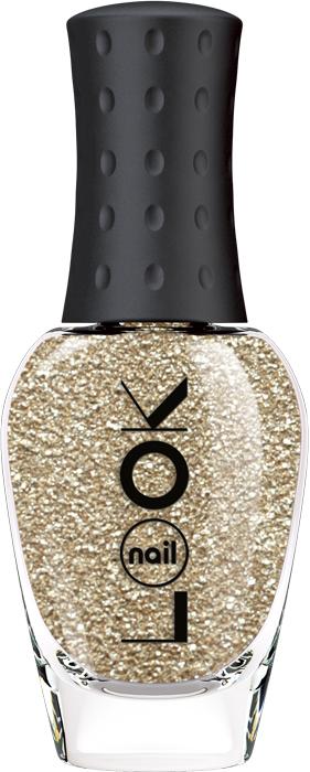 Nail LOOK Лак для ногтей Real Sugar Glitz №085 8,5 мл