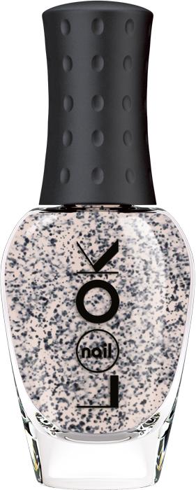 Nail LOOK Лак для ногтей Sweet Pepperland №244 8,5 мл31244Sweet Pepperland - Пастельные лаки с черными точками. Воздушный десерт с черным перцем! Модный тренд - пастельные оттенки с черным глиттером.