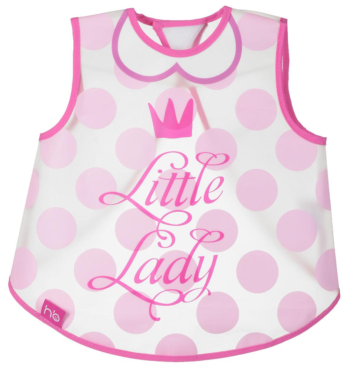 Happy Baby Нагрудник Little Lady