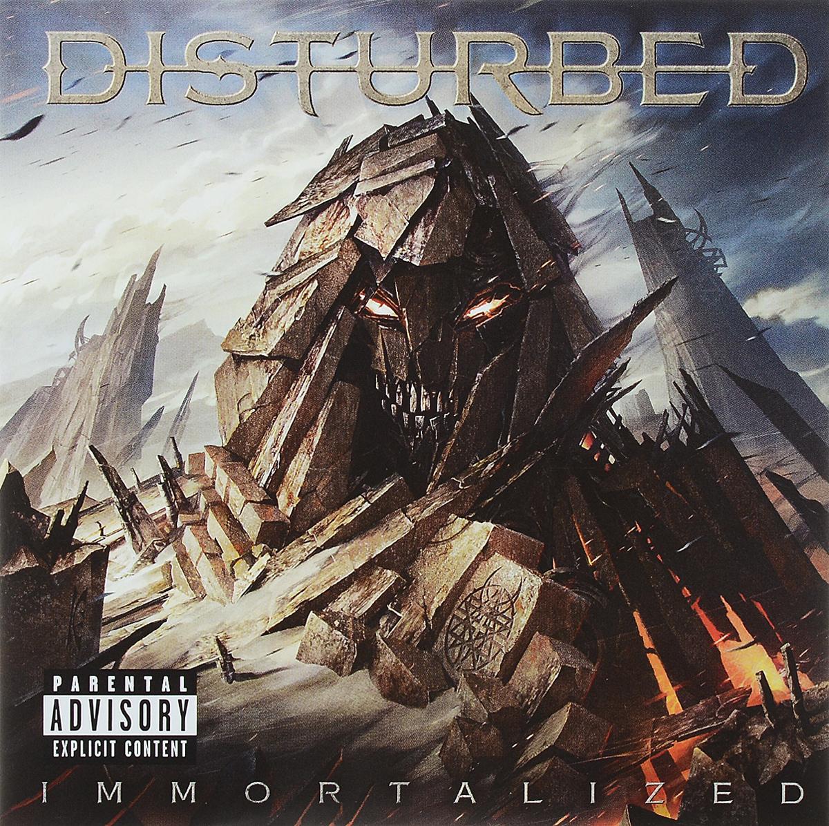 Disturbed. Immortalized