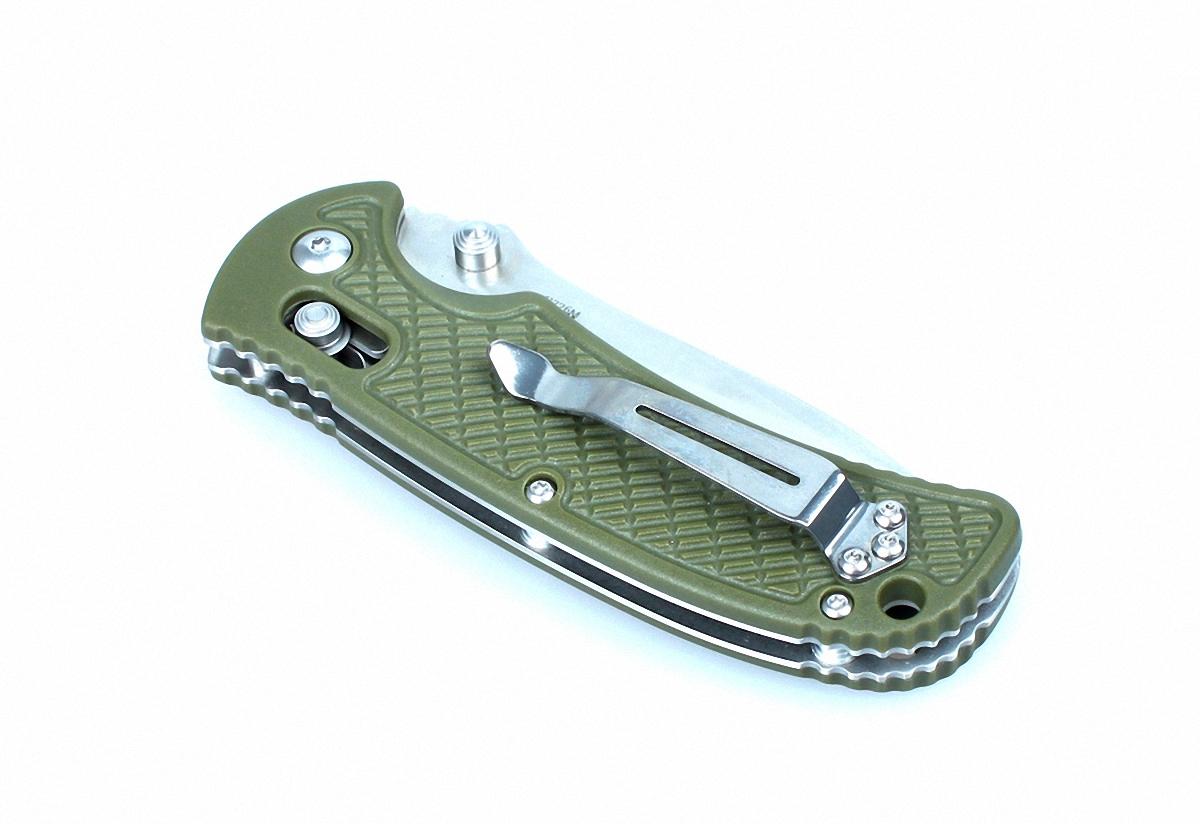 Нож Ganzo G726M зеленый