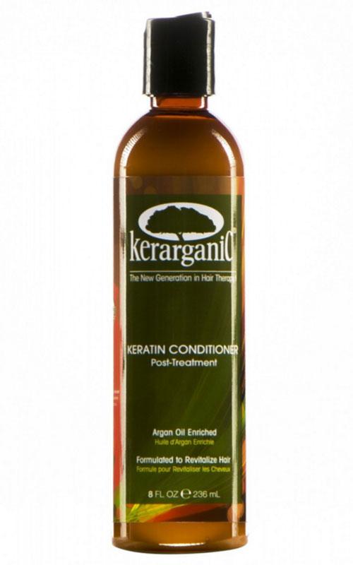 KerarganiC Кондиционер кератиновый Argan oil, 473 мл54Разглаживающий кератиновый кондиционер «Kerarganic» глубоко питает и восстанавливает волосы на клеточном уровне, обеспечивает легкость расчесывания. Формула кондиционера обогащена натуральными маслами какао и арганы - для питания, обновления и увлажнения кожи и структуры волос. Гидропротеины шелка обладают влагоудерживающим свойством и способностью обволакивать волос дополнительным защитным слоем, сохраняя естественный гидро-липидный баланс и предупреждая пересыхание и ломкость волос.