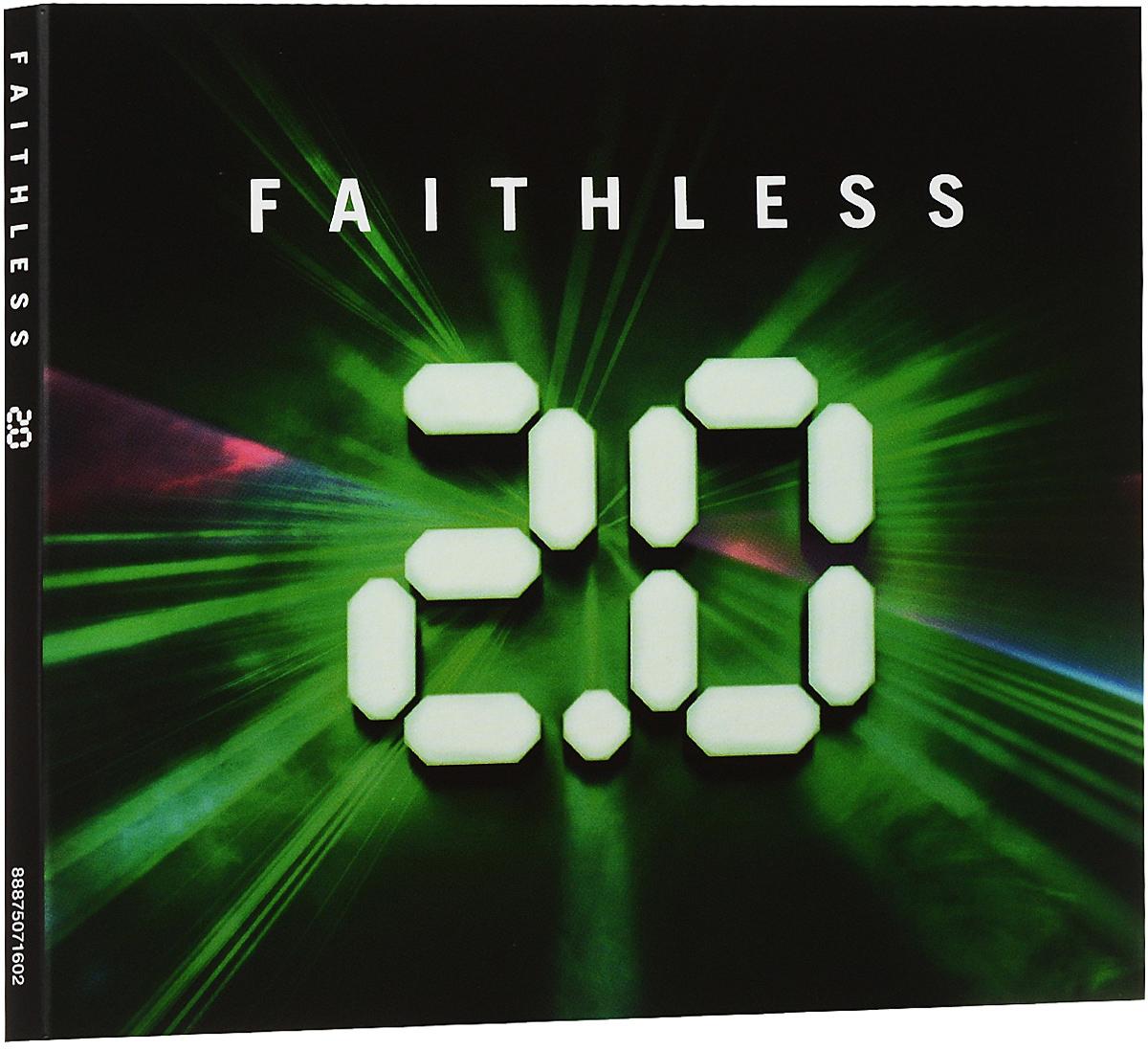Faithless. 2.0 (2 CD) 2015 2 Audio CD
