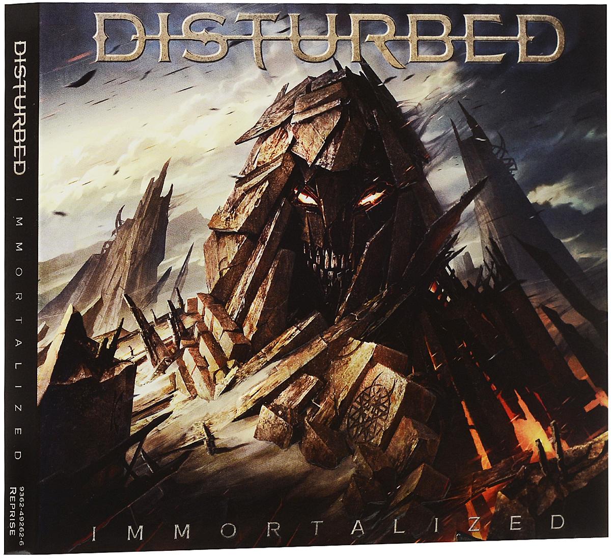 Disturbed. Immortalized. Deluxe Edition