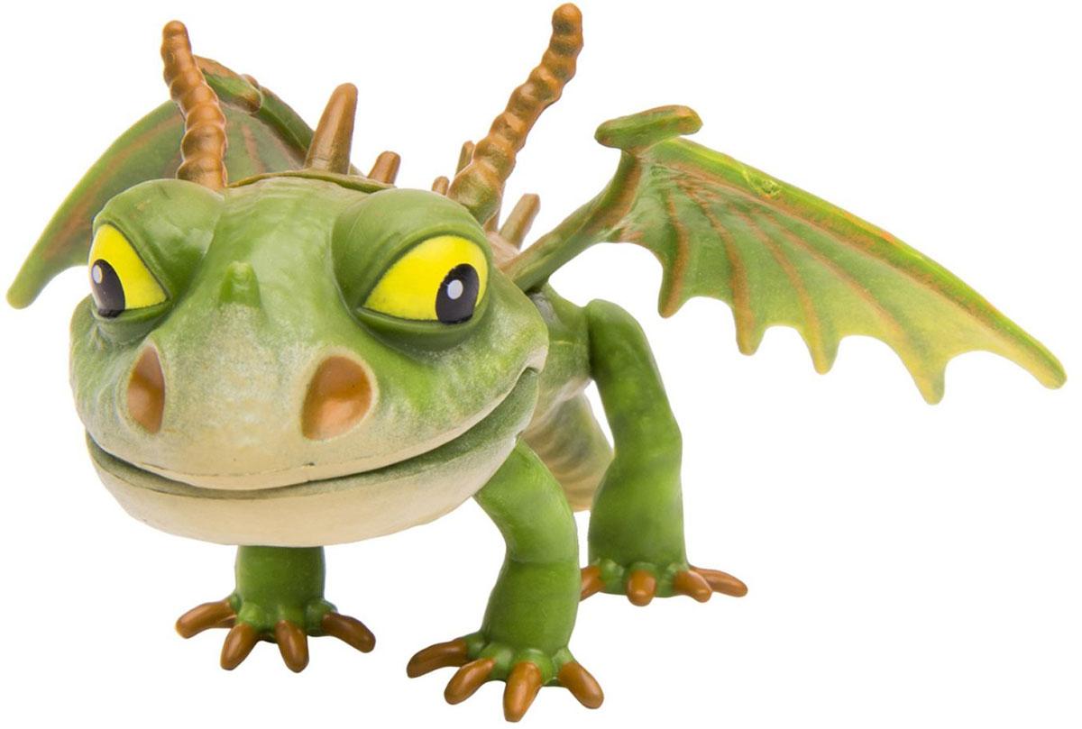 Dragons Фигурка Terrible Terror66551_20060887Фигурка Dragons Terrible Terror непременно придется по душе вашему ребенку. Игрушка выполнена в виде дракона Terrible Terror из популярного мультфильма. Небольшой размер фигурки позволит малышу всюду носить любимую игрушку с собой. Благодаря фигурке Dragons Terrible Terror ваш ребенок с удовольствием будет проигрывать любимые сцены из мультфильма или придумывать свои истории!