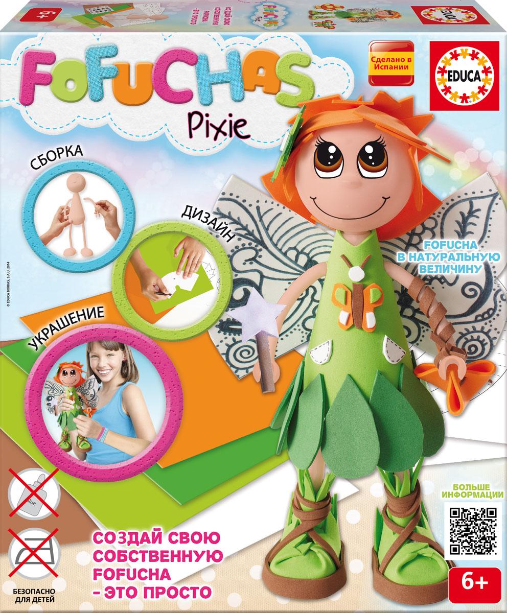 Фофуча Пикси - набор для творчества в виде куклы