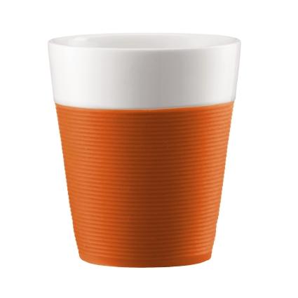 Набор стаканов Bistro 0.3 л 2 шт., оранж., арт.A11582-116-Y15A11582-116-Y15