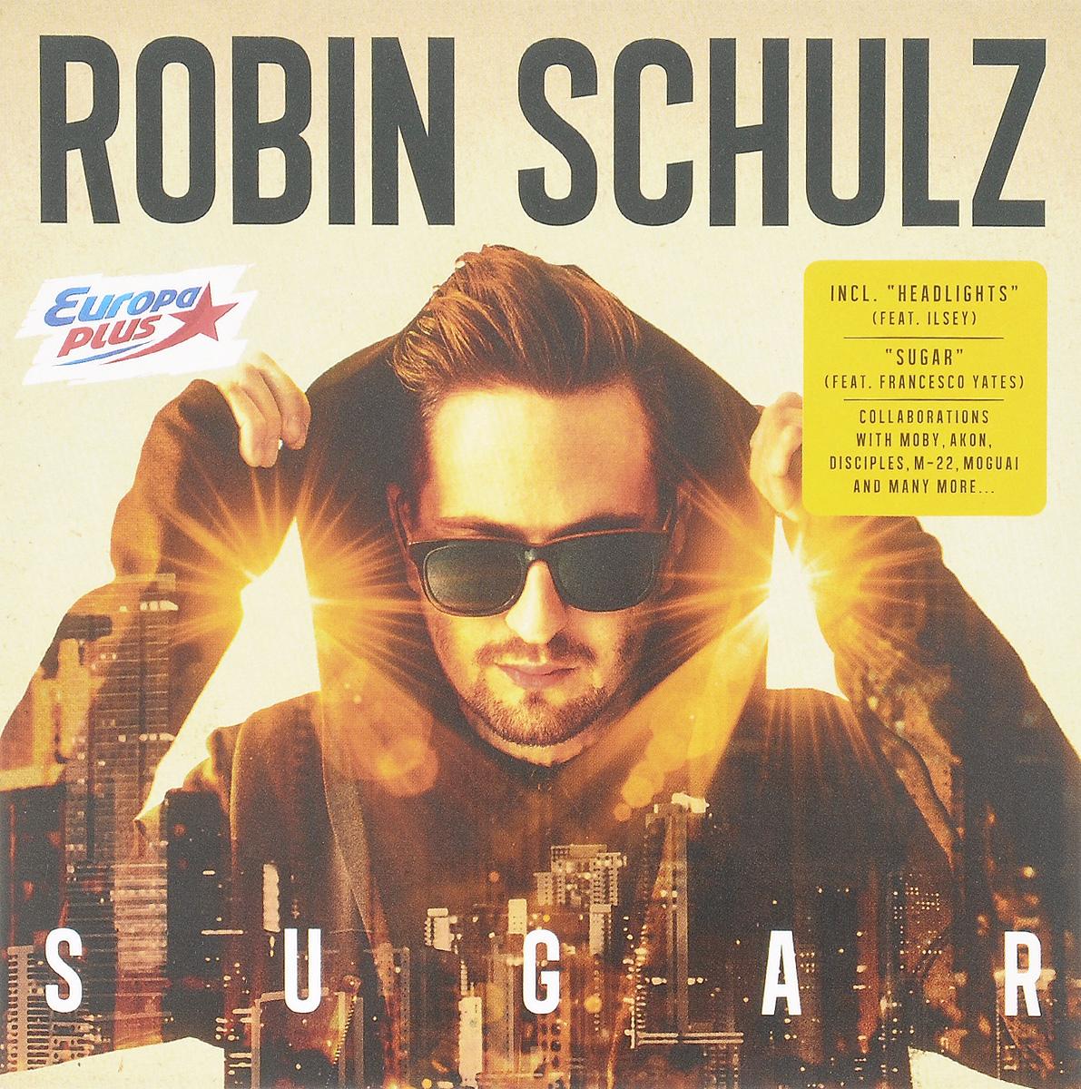 Robin Schulz. Sugar 2015 Audio CD