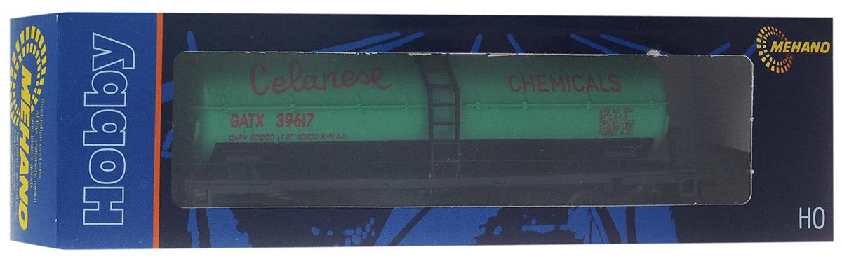 Mehano Вагон-цистерна CelaneseT060Вагон-цистерна Mehano Celanese выполнен на высочайшем уровне с мелкими деталями и в точной раскраске железной дороги определенного периода времени. Корпус модели вагона-цистерны выполнен из пластика, колеса выполнены из металла. Модель высоко детализирована и окрашена в соответствии со своим реальным прототипом. Вагон имеет два пластиковых крепления, благодаря которым вы сможете соединить вагончики в железнодорожный состав. Коллекционная модель станет не только интересной игрушкой для ребенка, интересующегося поездами, но и займет достойное место в любой коллекции. Модель совместима с железными дорогами и поездами Mehano. Оставаясь одной из наиболее желанных игрушек для большинства мальчишек и даже взрослых коллекционеров, железная дорога Mehano неподвластна влиянию моды и времени. Для сторонников технологических новинок создаются модели современных скоростных составов, а ценители истории могут выбрать подходящий комплект, в точности воссоздающий легендарные...