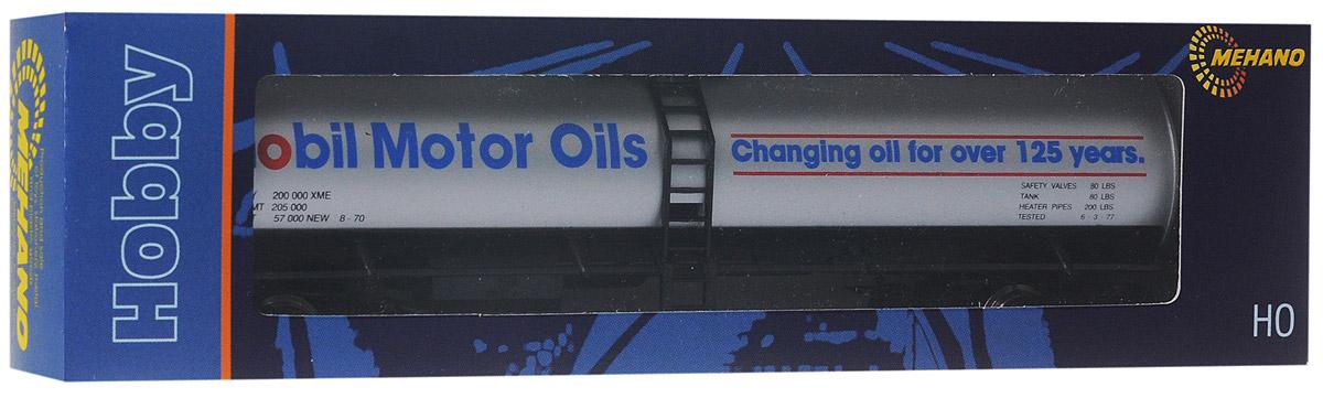 Mehano Вагон-цистерна Mobil Motor Oils