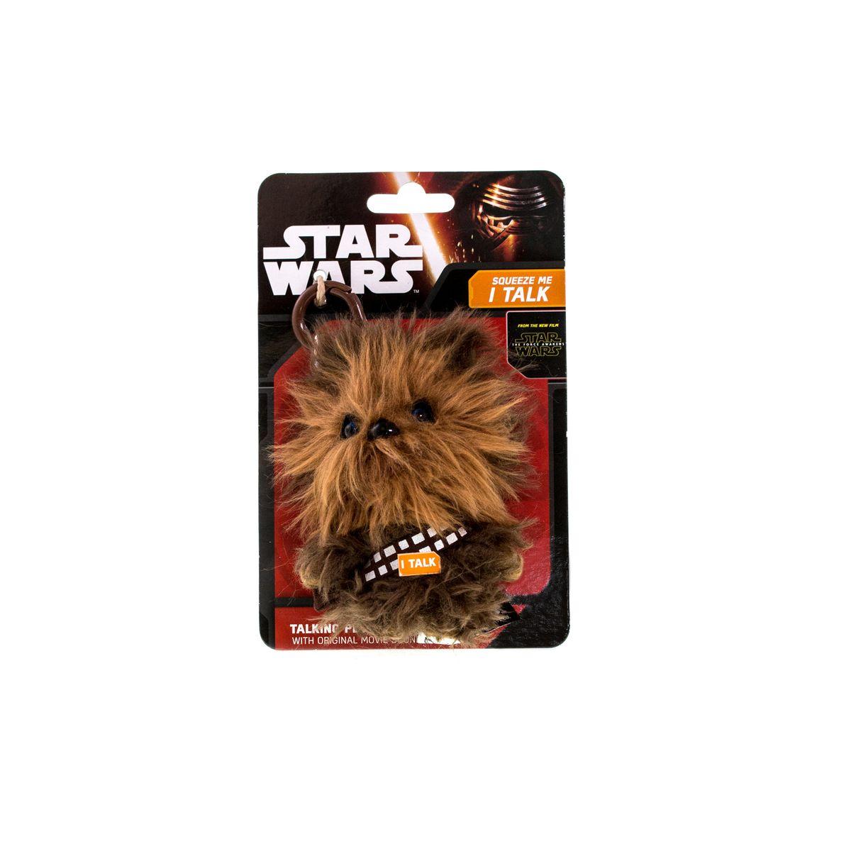StarWars Мягкая игрушка-брелок Чубакка