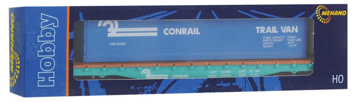 Mehano Вагон-платформа Conrail