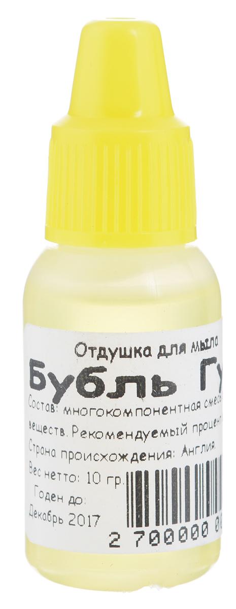 Отдушка косметическая Выдумщики Бубль гум, 10 г2700000000694Отдушка для мыла Бубль гум - это не просто ароматизатор, а возможность вдохнуть аромат волшебства в ваше рукотворное мыло. Отдушки и ароматизаторы - это многокомпонентная смесь натуральных ароматических масел и иных синтетических веществ, которые обладают не только приятным запахом, но и лечебным эффектом. Отдушка применяется для придания запаха косметическим средствам (мыло, крем, массажные плитки). Состав: многокомпонентная смесь ароматических веществ. Товар сертифицирован.