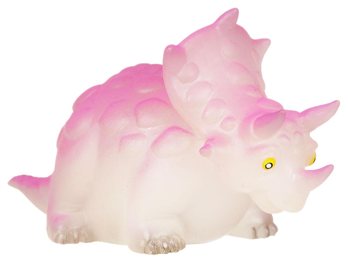 Wing Crown Игрушка Динозавр с подсветкой цвет розовый ( 2612C_розовый )