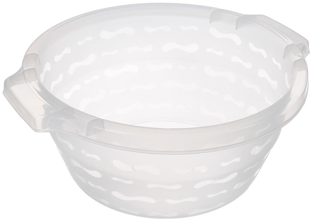 Таз Gensini, цвет: прозрачный, 7,5 л2429_прозрачныйТаз Gensini изготовлен из высококачественного полупрозрачного пластика. Он выполнен в классическом круглом варианте. Для удобного использования таз снабжен двумя ручками. Благодаря легкости и современному дизайну таз Gensini станет незаменимым помощником и отлично впишется в интерьер вашей ванной комнаты. Диаметр (по верхнему краю): 29 см. Высота таза: 14 см.