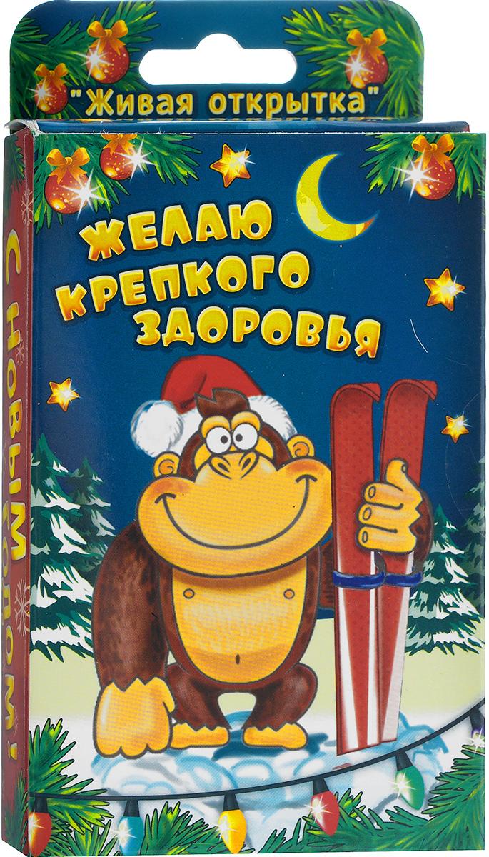 Открытка-прорастайка Sima-land Желаю крепкого здоровья1032187В новогодней суете не забудьте, что подарки должны быть особенными и душевными. Растущая трава в открытке Sima-land Желаю крепкого здоровья - это необычный и яркий сувенир, наделенный настоящим духом Нового года. Зелень можно выращивать где угодно, вам не обязательно держать ее на подоконнике или создавать тепличные условия, достаточно теплой обстановки и электрического источника освещения. Посадите семена, поливайте их, и через 3-4 дня из грунта начнут пробиваться маленькие росточки свежей травы. В набор входит: - емкость для посадки (10 см х 8 см х 2 см); - декоративные фигурки: 3 шт.; - грунт для выращивания; - семена; - инструкция по посадке и уходу на русском языке. Средний размер декоративных фигурок: 2,5 см х 5,5 см.