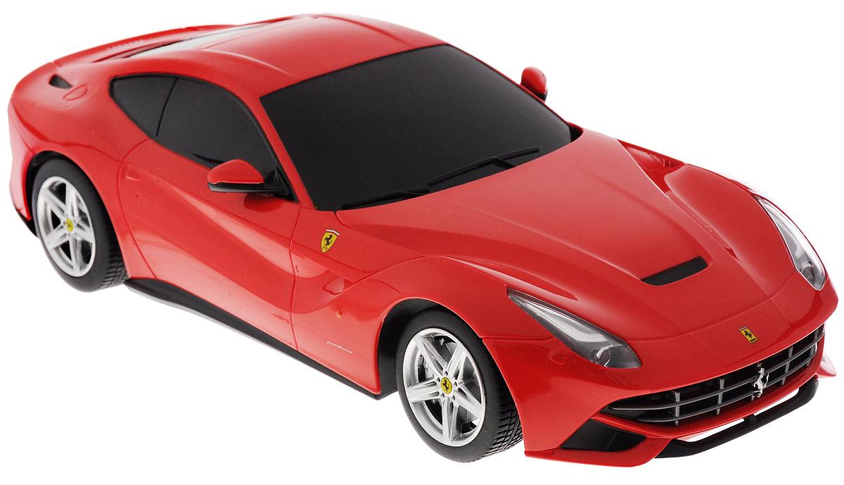 Rastar Радиоуправляемая модель Ferrari F12 Berlinetta цвет красный масштаб 1:18