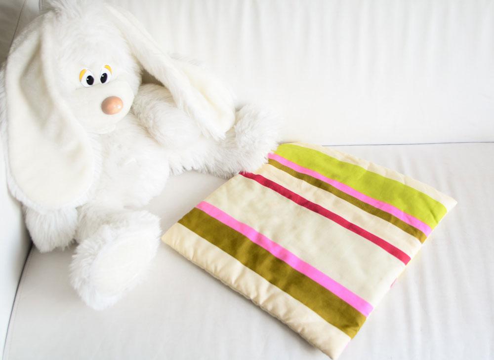 Ням-Ням наволочка 35х351025.1Наволочка для подушечки 35х35 см из мягкого хлопка.