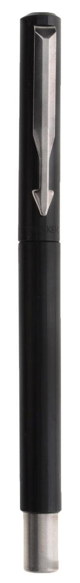Parker Ручка перьевая Vector Standart цвет черныйS0282520Ручка - это не просто пишущий инструмент, это - часть имиджа, наглядно демонстрирующая статус, характер и образ жизни ее владельца. Перьевая ручка Parker Vector Standart с пером из нержавеющей стали - это гарант вашего неповторимого стиля и элегантности. Корпус ручки выполнен из пластика черного цвета с хромированной отделкой, а хранится она в фирменном футляре. Ручка снабжена стандартным поршневым заправочным механизмом для заправки чернилами из флакона и также может заправляться чернильными картриджами. В комплект входит картридж с чернилами для ручки, который хранится в специальном отделении на дне футляра. Марка Parker гарантирует полную уверенность в превосходном качестве товара. Ручка Parker будет не только долго служить, но и неизменно радовать удобством и легкостью письма, надежностью в эксплуатации и прекрасным эстетическим исполнением. Удивительное разнообразие моделей, а также великолепие и надежность отделки поверхностей позволяют...