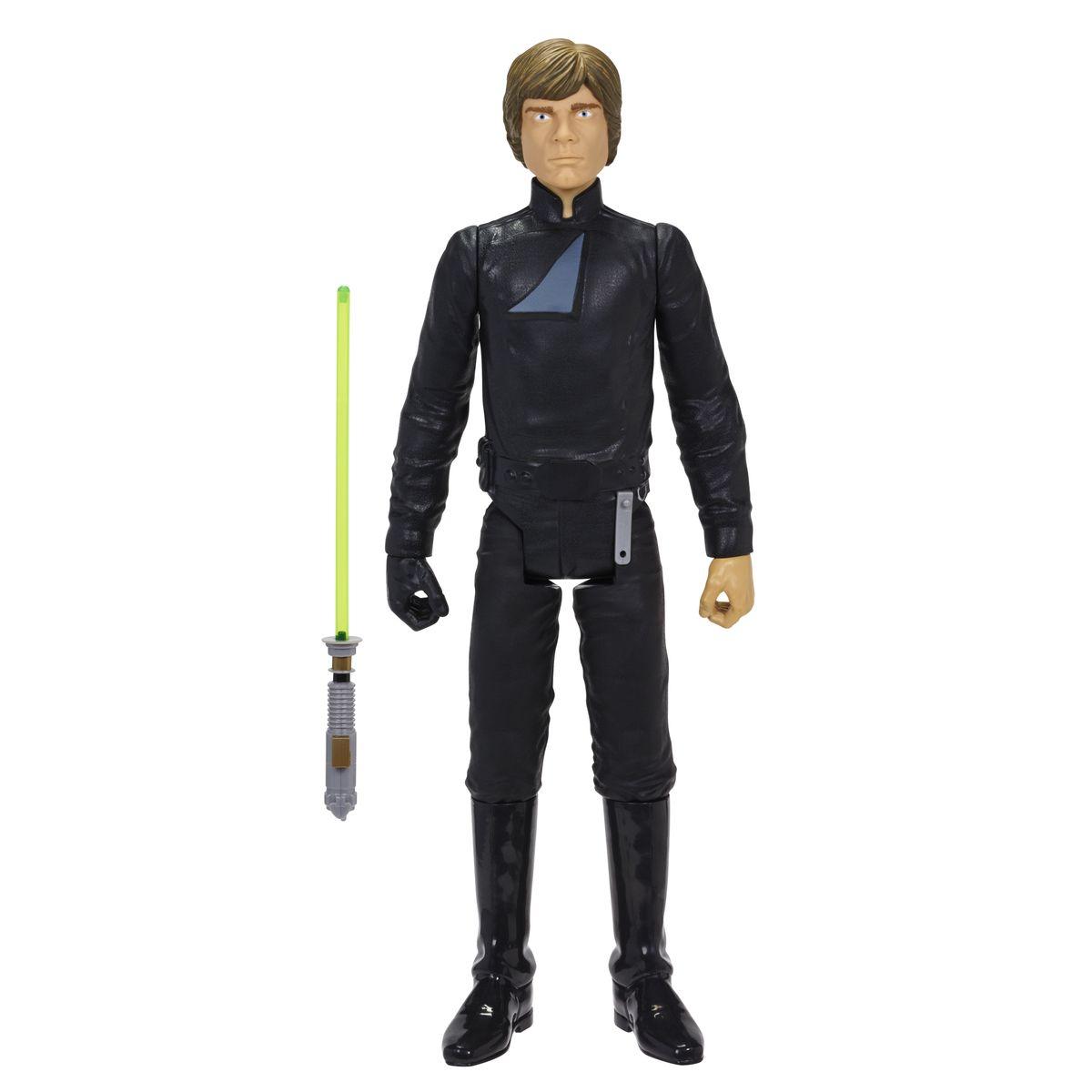 Фигура Звездные Войны Люка Скайвокера, 46 см835740Фигура 46 см персонажа из саги Звездные Войны. 7 точек артикуляции, от 3х лет
