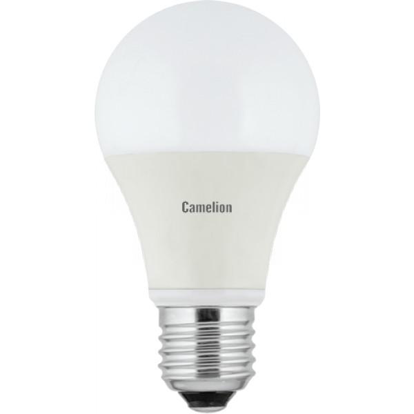 Camelion LED12-A60/845/E27 светодиодная лампа, 12ВтLED12-A60/845/E27Энергосберегающие лампы Camelion, серия Camelion PRO. Конфигурация колбы - Рефлектор (JCDR). Служат в 10 раз дольше, чем обычные лампы накаливания. Сверхкомпактные размеры. Улучшенные электро- светотехнические характеристики.
