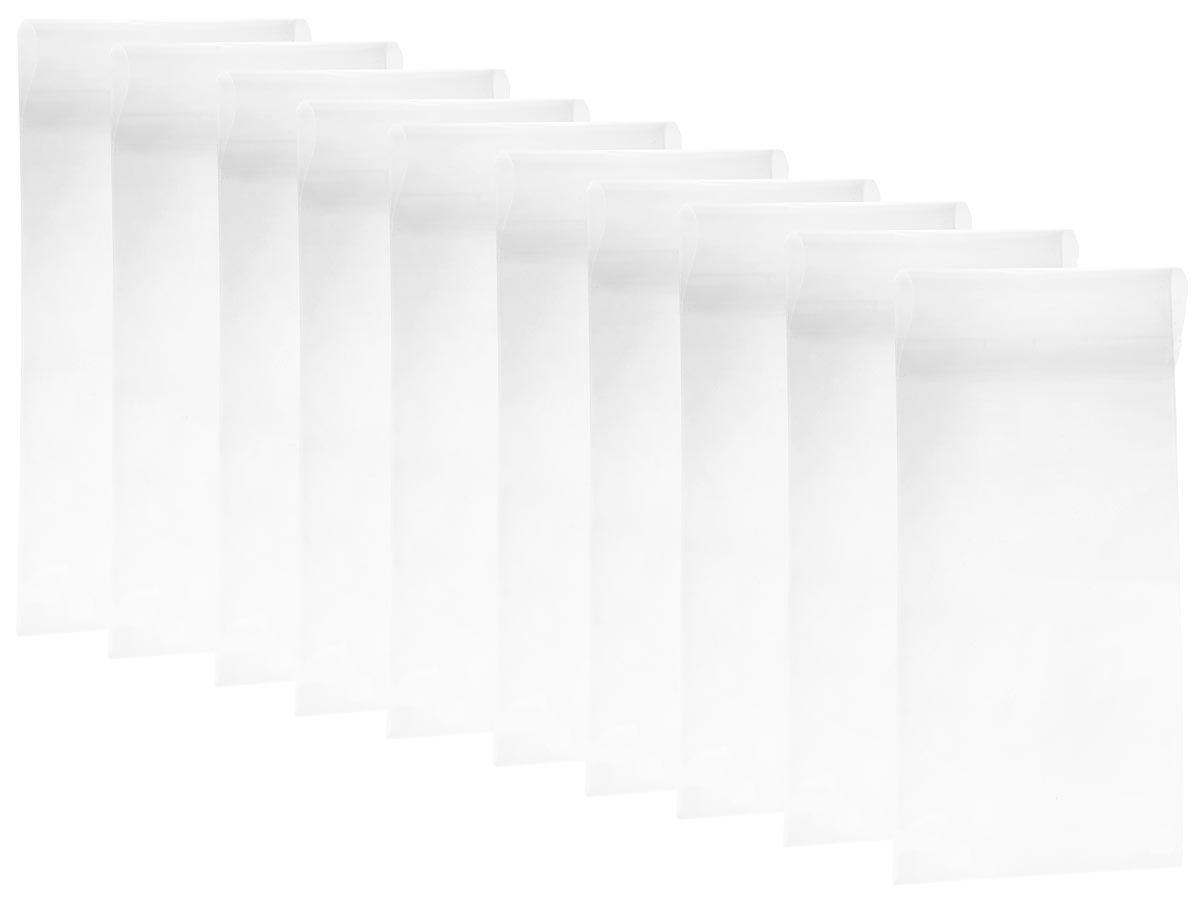 Ultimate Guard Протекторы для комиксов 10 штUGD020019Набор протекторов Ultimate Guard предназначен для защиты и хранения комиксов размером до 18,1 х 26,35 см. Изготовлен из материала высокой прозрачности, без использования кислоты и ПВХ. Также протектор оснащен клапаном 5 см. В комплекте 10 протекторов.