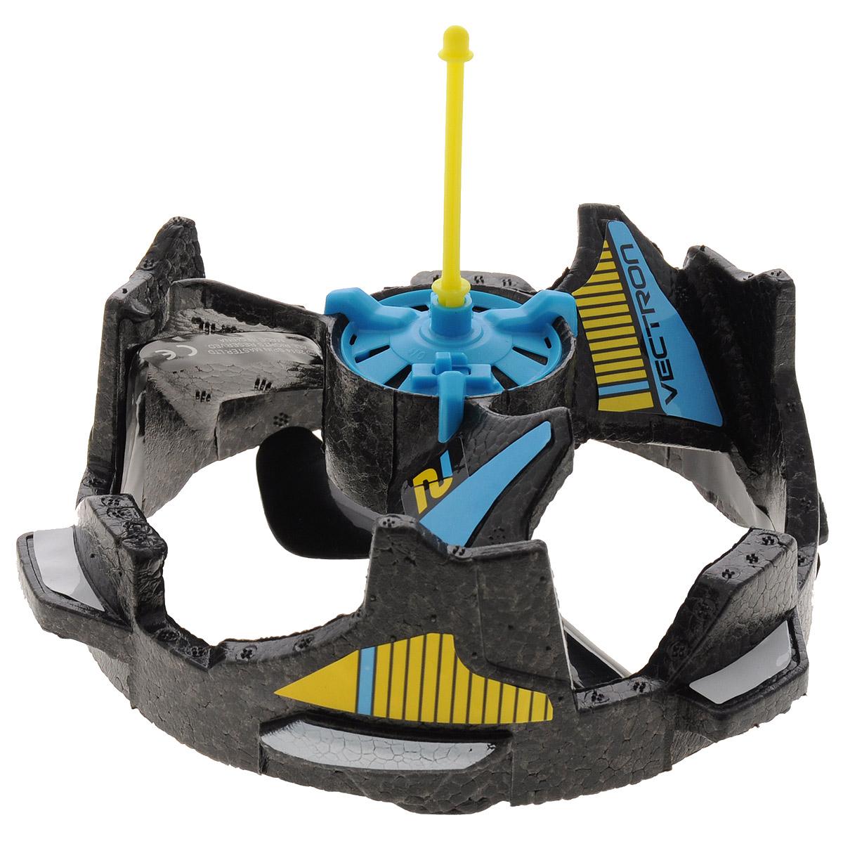 Air Hogs Игрушка на радиоуправлении Vectron Wave цвет черный голубой ( 44363-2_черный, голубой )