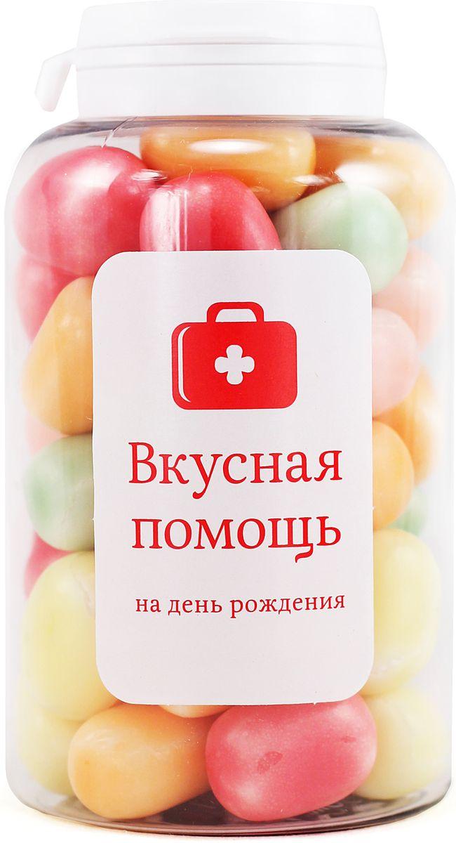 """Конфеты Вкусная помощь """"На День рождения"""", 189 г 4640000272258"""