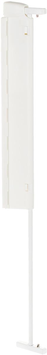 Lindam Набор креплений на стену для манежа44500Комната преобразится, если переиграть пространство по-новому, разбив его на функциональные зоны. Набор креплений на стену для манежа Lindam закрепит металлический манеж на стене, который станет перегородкой или ширмой, разделяющей детскую на две части: в одной кроватка для сна, в другой - место для игр. Металлическая планка с пластиковым наконечником прочно стоит на полу и присоединяется саморезами.