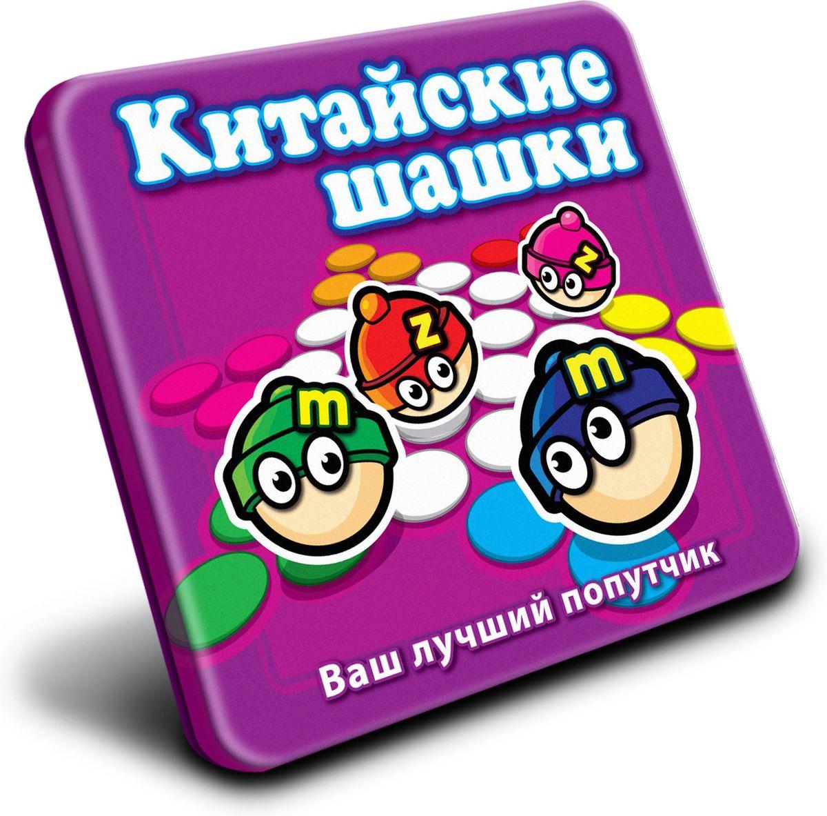 Mack & Zack Магнитная игра Китайские шашкиMT008Несмотря на то, что игра называется Китайские Шашки, она не возникла в Китае или какой-нибудь другой части Азии. Эта игра была изобретена в Бостоне в 1883 или 1884 году и изначальна была известна как Стерн-Халма. Стерн - это немецкое слово, означающее звезда, которое описывает форму игрового поля, а Халма - это греческое слово, означающее прыжок. Помоги Маку перепрыгнуть всеми своими фишками на другой конец звезды в магнитной игре Китайские шашки!