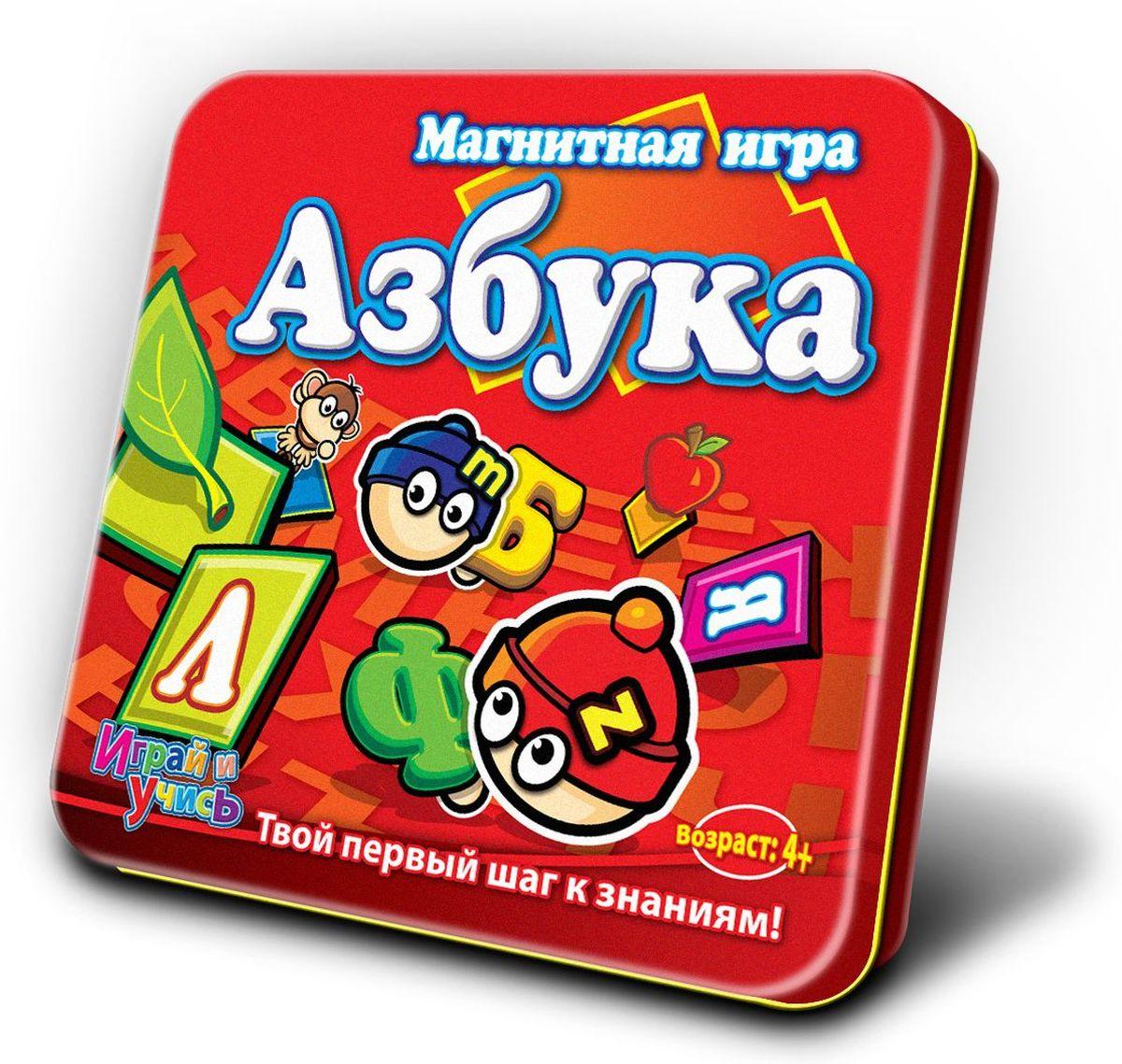 Mack & Zack Магнитная игра АлфавитLP-ABCМагнитная Игра Азбука из серии Играй и учись - это занимательный обучающий игровой набор, предназначенный для детей младшего возраста. С помощью данного набора они смогут научиться распознавать буквы русского алфавита. На каждой карточке с буквой нарисован предмет, чтобы было понятно, как произносить букву.