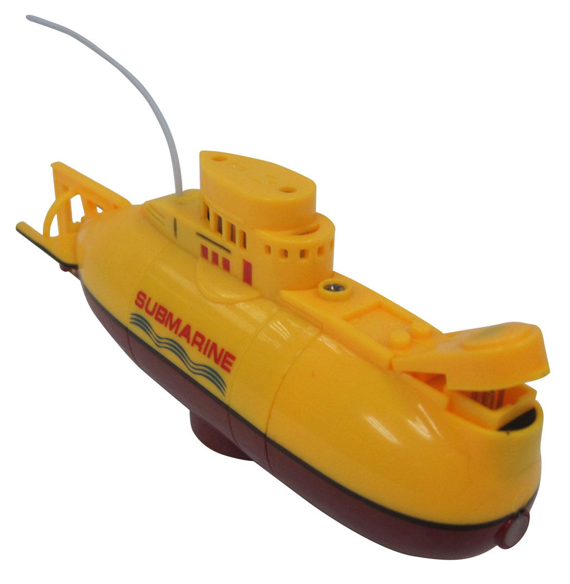 Bluesea Подводная лодка на радиоуправлении цвет желтый ( 3311 )