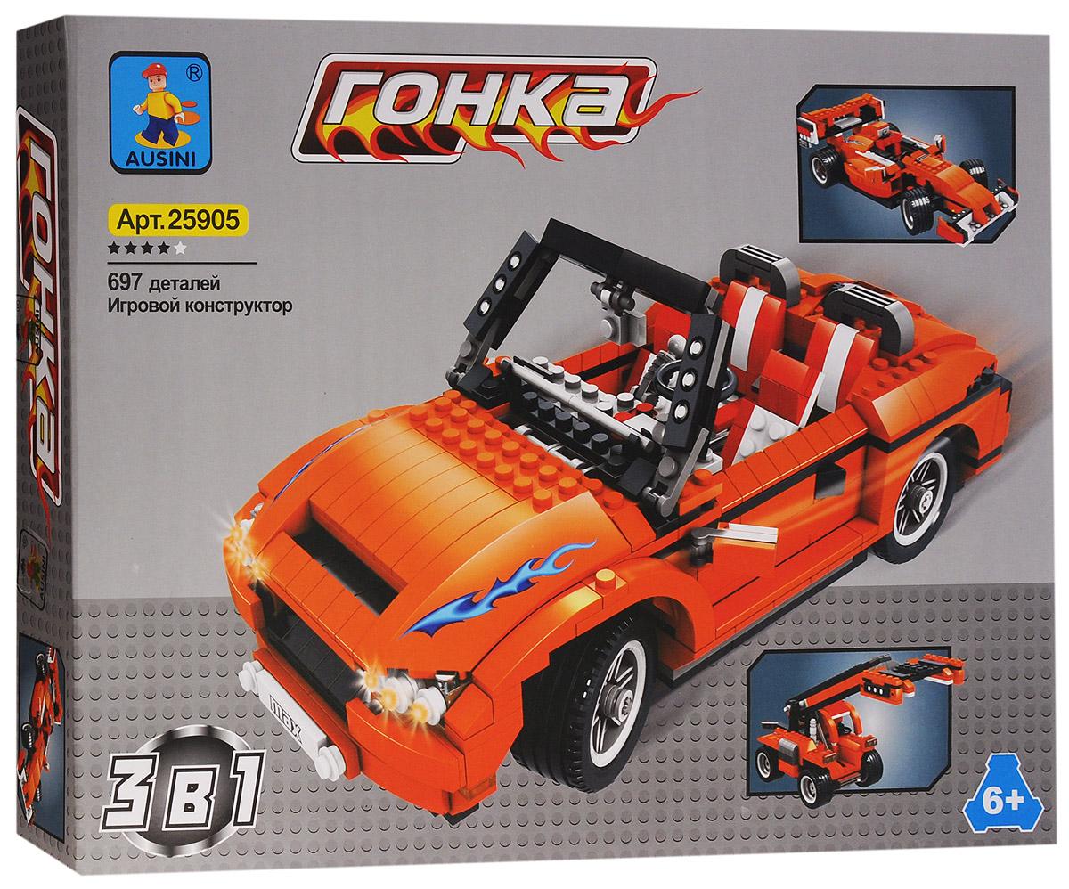 Ausini Конструктор Машинки 3 в 1