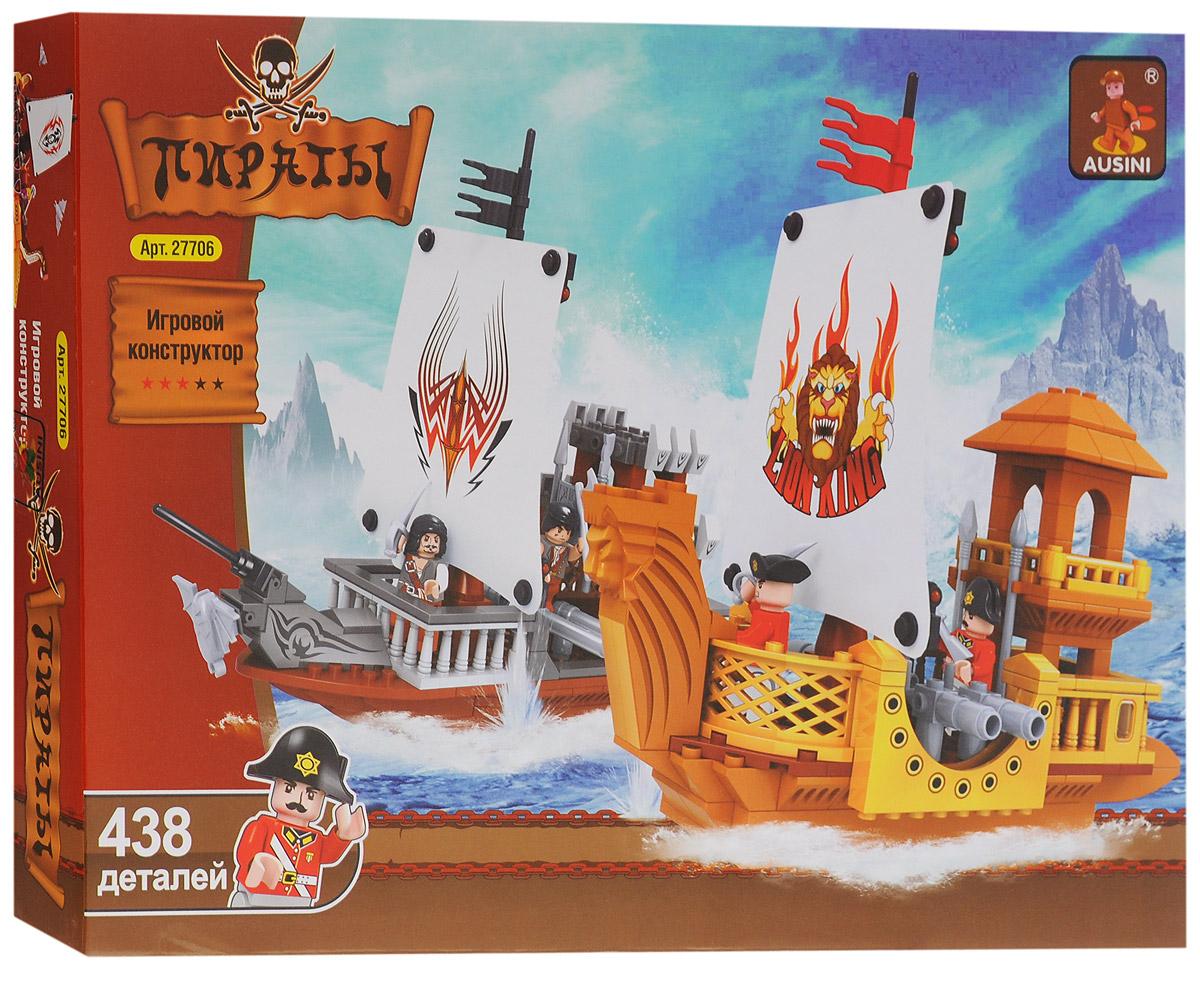 Ausini Конструктор Корабль пиратов 27706