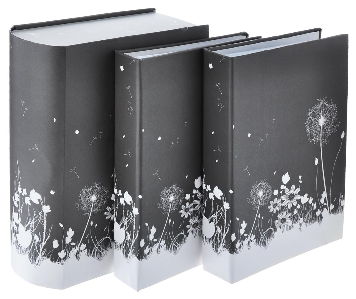 Набор фотоальбомов Image Art Цветы, 120 фотографий, 10 х 15 см, 2 шт240107 IA -240PPНабор Image Art Цветы, состоящий из двух фотоальбомов, поможет красиво оформить ваши фотографии. Обложки фотоальбомов выполнены из толстого картона и оформлены ярким изображением. Внутри содержится блок из 30 листов с фиксаторами-окошками из полипропилена. Каждый альбом рассчитан на 120 фотографий формата 10 см х 15 см (по 2 фотографии на странице). Переплет - книжный. Нам всегда так приятно вспоминать о самых счастливых моментах жизни, запечатленных на фотографиях. Поэтому фотоальбом является универсальным подарком к любому празднику. Комплектация: 2 шт. Количество листов в одном альбоме: 30 шт. Число мест для фотографий в одном альбоме: 120 шт. Размер фотоальбома: 25,5 см х 18,5 см х 4 см.