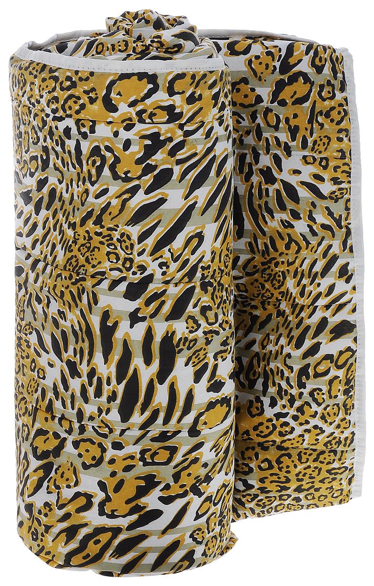 Одеяло летнее OL-Tex Miotex, наполнитель: овечья шерсть, цвет: леопардовый, 200 см х 220 смМШПЭ-22-1_леопардовыйЛетнее одеяло OL-Tex Miotex создаст комфорт и уют во время сна. Стеганый чехол выполнен из полиэстера и оформлен красочным рисунком. Внутри - наполнитель из натуральной овечьей шерсти. Свойства шерсти уникальны, а шерсть овцы человек с древних времен использует себе на пользу. Шерсть овцы воздухопроницаема, она имеет между ворсинками воздушные пузырьки, что обеспечивает прекрасную терморегуляцию. Овечья шерсть прогревает тело сухим теплом, успокаивает боль, создает атмосферу комфорта. Шерсть помогает бороться со стрессом, обладает успокаивающим эффектом. Летнее одеяло из натуральной овечьей шерсти удобно и комфортно, оно создаст оптимальный микроклимат в постели - в теплое время года под ним не будет ни холодно, ни жарко. Рекомендации по уходу: - Нельзя стирать. - Нельзя отбеливать. - Не гладить. Не применять обработку паром. - Нельзя выжимать и сушить в стиральной машине. Размер одеяла: 200 см х 220 см. ...