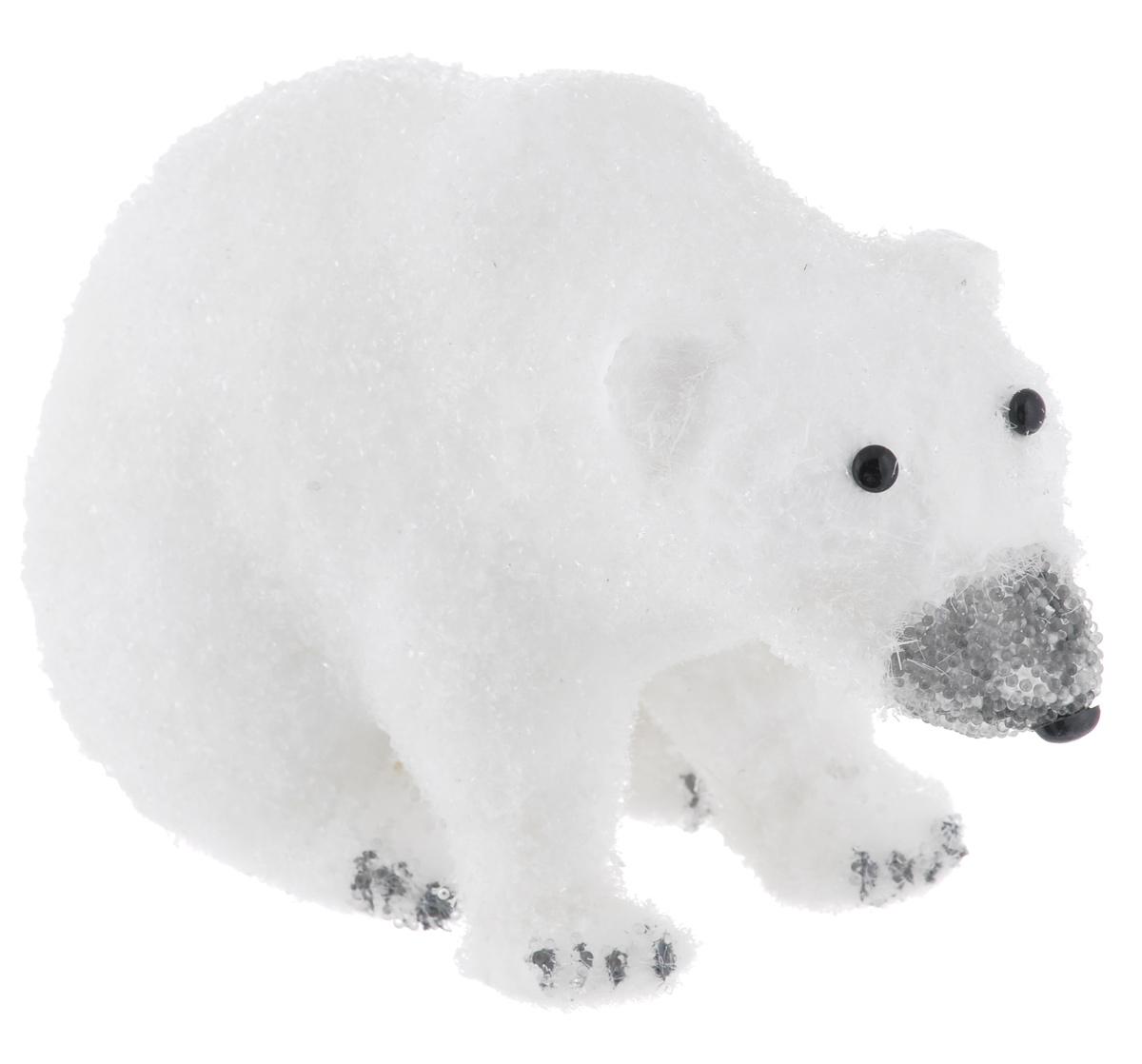 Фигурка декоративная Sima-land Медведь, 23 х 13 х 14 см538254Новогодняя декоративная фигурка Sima-land Медведь выполнена в виде медведя из пенопласта и искусственного волокна, и оформлена пластиковой крошкой. Такая оригинальная фигурка подойдет для оформления новогоднего интерьера и принесет с собой атмосферу радости и веселья, а также станет замечательным подарком для друзей и близких. Материал: пенопласт, искусственное волокно, пластик.