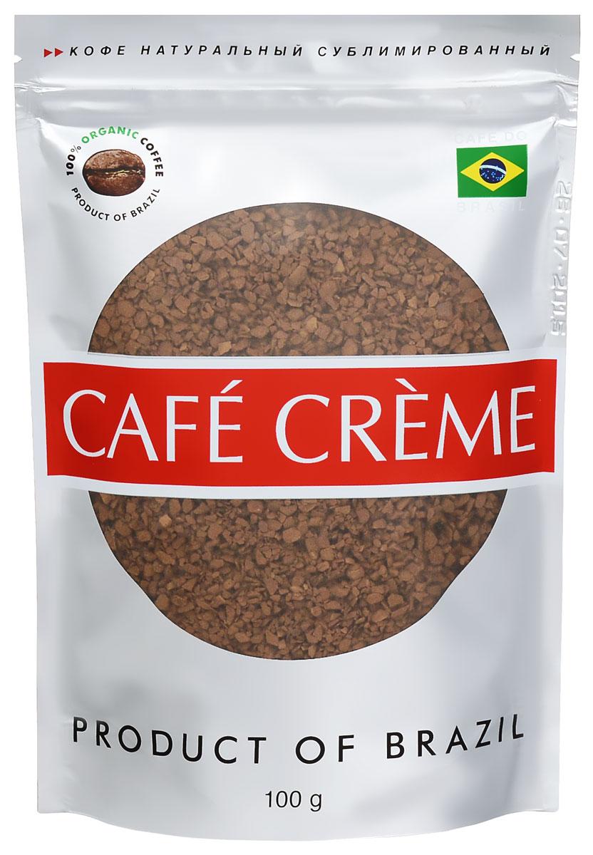 Cafe Creme Original кофе растворимый, 100 г4607141335372Cafe Creme Original идеально подойдет для Кафе де манья- завтрака по-бразильски, состоящего из одной чашечки очень горячего и очень крепкого кофе. Добавив две чайные ложечки меда и лимонный сок по вкусу, можно приготовить легендарный напиток здоровья и долголетия,укрепляющий иммунитет. Именно его употребляют в течение дня жители Эспирито-Санто, горной местности на юго -востоке Бразилии, где произрастает один из лучших сортов бразильской арабики.