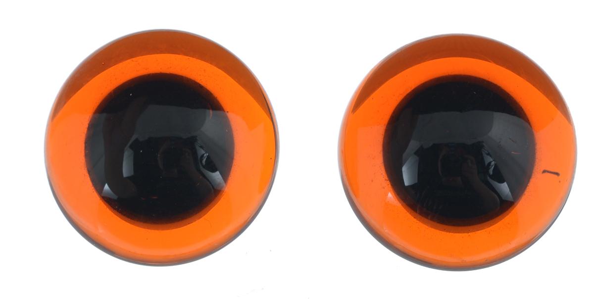 Набор декоративных украшений Knorr Prandell Глаза животных, диаметр 20 мм, 2 шт2124702-09Набор Knorr Prandell Глаза животных состоит из 2 декоративных элементов, выполненных в виде глаз и предназначенных для изготовления игрушек. Украшения выполнены из высококачественного пластика и пришиваются как пуговицы на ножках. Диаметр украшения: 20 мм.